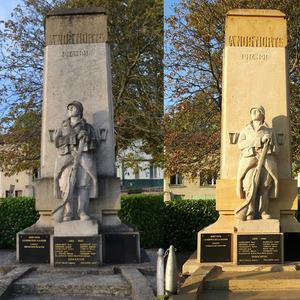 DE Propreté - Meyzieu - Monument